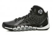 adidas Q33232 D Rose 773 II 罗斯773黑色男子篮球鞋