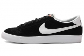 NIKE 377812-090 Tennis Classic AC ND 黑色男子休闲板鞋