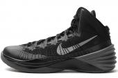 NIKE 613958-002 Hyperdunk 2013 XDR 黑色男子高帮篮球鞋