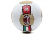 adidas G73575 意大利AC米兰俱乐部白色纪念足球