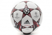 adidas G73454 欧冠比赛白色男子足球