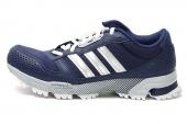 adidas G96882 Marathon TR 10 M 蓝色男子跑步鞋
