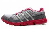 adidas G97176 Breeze 101 W 灰色女子跑步鞋