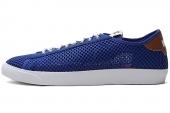 NIKE 579629-412 Tennis Classic AC Mesh 深蓝色男子复刻版休闲板鞋