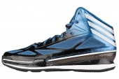 adidas G99141 adiZero Crazy Light 3 蓝色男子篮球鞋