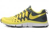 NIKE 579809-407 Free Trainer 5.0 赤足系列音速黄色男子训练鞋