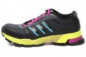 adidas Q21873 Marathon TR 10 W 黑色女子跑步鞋