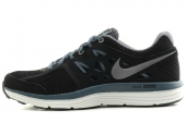 NIKE 599513-002 Dual Fusion Lite 黑色男子跑步鞋