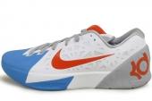 NIKE 599261-100 KD Trey 5 杜兰特白色男子篮球鞋