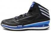 adidas G66512 adiZero Crazy Light 3 黑色男子篮球鞋