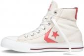 Converse 140842 Star Player 复古运动白色中性硫化鞋
