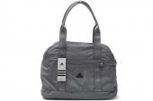 adidas G71490 GYM TM 灰色女子手提包