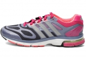 adidas Q21473 Supernova Sequence 蓝色女子跑步鞋