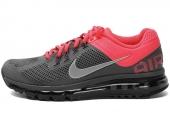 NIKE 554886-008 Air Max+ 2013 深灰色男子跑步鞋