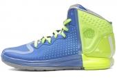 adidas G66942 D Rose 4 罗斯4.0蓝色男子篮球鞋