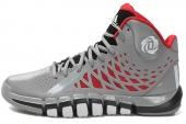 adidas G99330 D Rose 773 II 罗斯773灰色男子篮球鞋