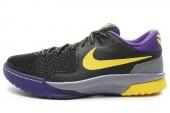 NIKE 599525-001 Dream Season V 科比梦幻赛季5代黑色男子篮球鞋