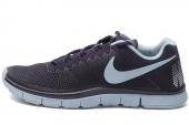 NIKE 553684-500  Free Trainer 3.0 赤足系列紫色男子跑步鞋