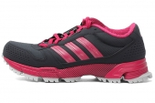 adidas G97618 Marathon TR 10 黑色女子跑步鞋