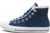 Converse 141425 Star Chevron Life Style 深蓝色中性硫化鞋