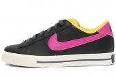 NIKE 354496-029  Wmns Sweet Classic Leather 黑色女子休闲板鞋