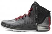 adidas G67399 D Rose 4 罗斯4.0黑色男子篮球鞋