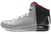 adidas G67398 D Rose 4 罗斯4.0灰色男子篮球鞋