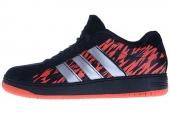 adidas G66949 SS Inspired 贝壳头黑色男子休闲篮球鞋