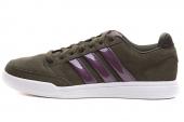 adidas D65374 Bian 3 褐土男子网球鞋