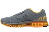 NIKE 554886-080  Air Max+ 2013  冷灰色男子跑步鞋