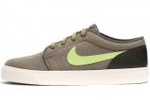 NIKE 616536-230 Toki Low Premium 棕色男子休闲板鞋