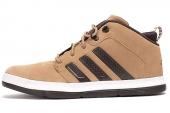 adidas G99303 X-Hale 2 Mid 土黄色男子篮球鞋