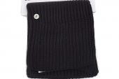 adidas G69757 W ESS Scarf 黑色中性围巾