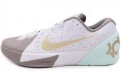 NIKE 599261-002 KD Trey 5 杜兰特灰白色男子篮球鞋