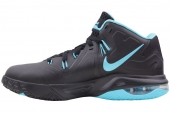 NIKE 615821-001  Ambassador VI 詹姆斯使节6代黑蓝色男子篮球鞋