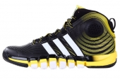adidas G67355 D Howard 4 黑色霍华德4代男子篮球鞋