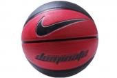 NIKE BB0361-600 耐克红黑色篮球