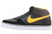 NIKE 386611-080 Mavrk Mid 2 黑灰色男子休闲板鞋
