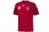 G85279 adidas阿迪达斯2014世界杯西班牙队主场球衣球迷版
