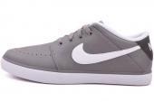 NIKE 631685-017 Suketo Mid Leather  灰色男子休闲板鞋