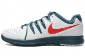 NIKE 631703-100 Vapor Court 费德勒简版白色男子网球鞋