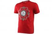 adidas D83152 Rose Gold Tee 罗斯红色男子针织T恤