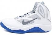 NIKE 610202-101  Dual Fusion BB II 白色男子篮球鞋