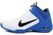 NIKE 599556-102 AIR VISI PRO IV 蓝白色男子篮球鞋