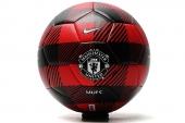 NIKE SC2383-601 Man Utd Prestige 耐克黑红色男子足球