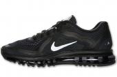 NIKE 621077-001 Air Max 2014 黑色男子跑步鞋