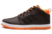 adidas G98247 X-Hale 2 Mid 野马棕男子篮球鞋