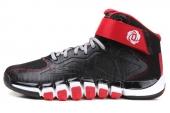 adidas G99385 D Rose Dominate 罗斯系列黑色男子篮球鞋