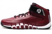 adidas G98277 D Rose Dominate 罗斯系列基督红男子篮球鞋