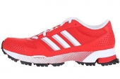 adidas D66704 Marathon TR 10 M 红色男子跑步鞋